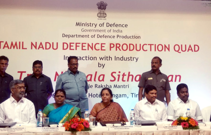 Defence Production Corridor - Tamil Nadu making right moves | Indian